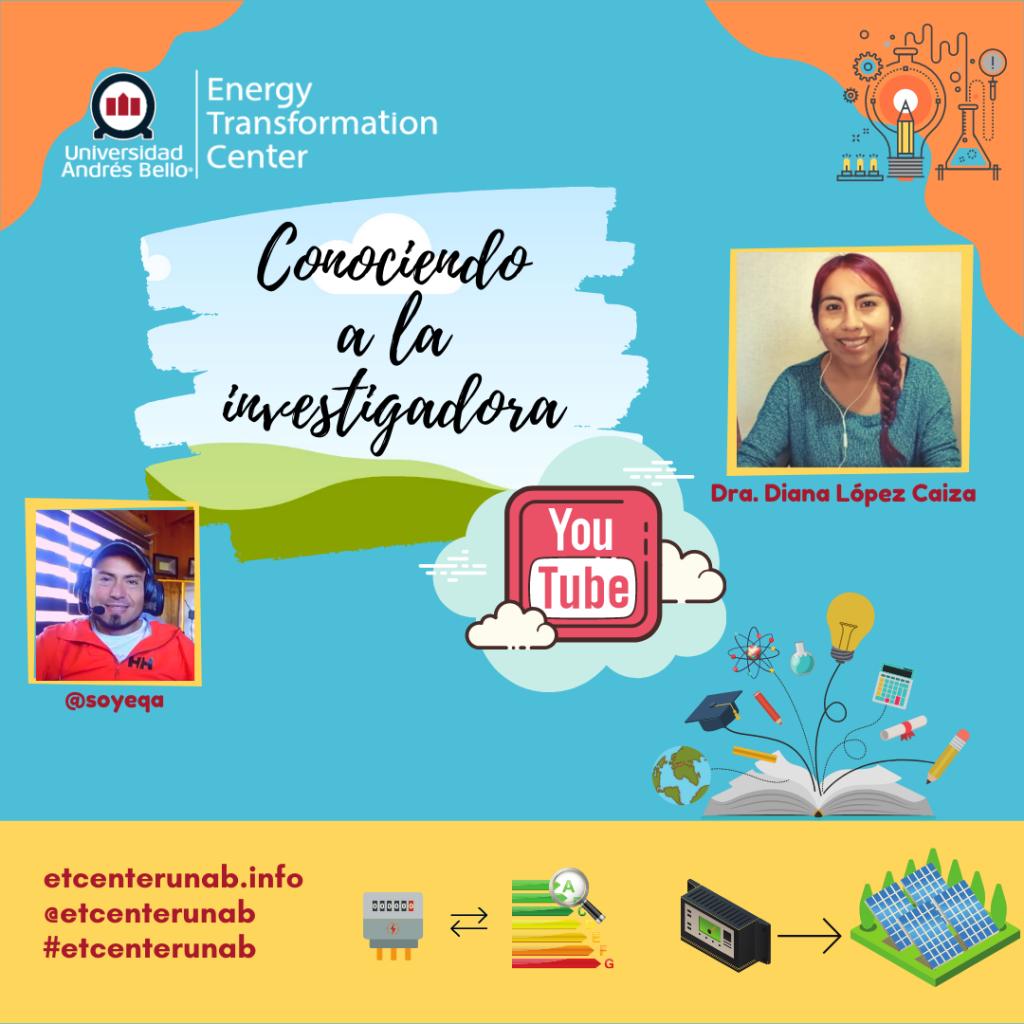 Entrevista a Dra. Diana López Caiza